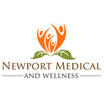 Newport Medical Wellness Logo | SpringSEO Client